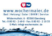 Logo Wochermaier